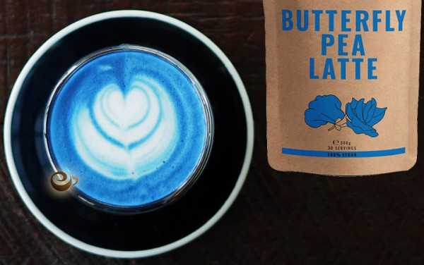 Butterfly Pea Latte Powder
